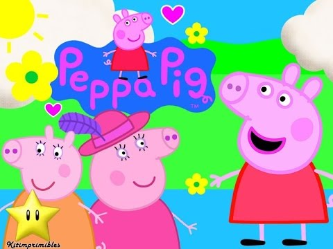 Peppa Pig New episodes 2015 Non Stop Cartoon, Peppa Pig English episodes