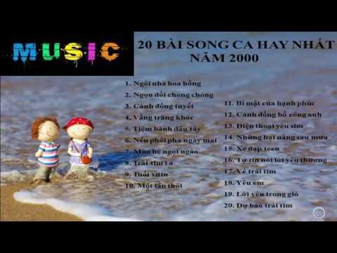 20 Bài song ca hit, nổi đình đám những năm 2000