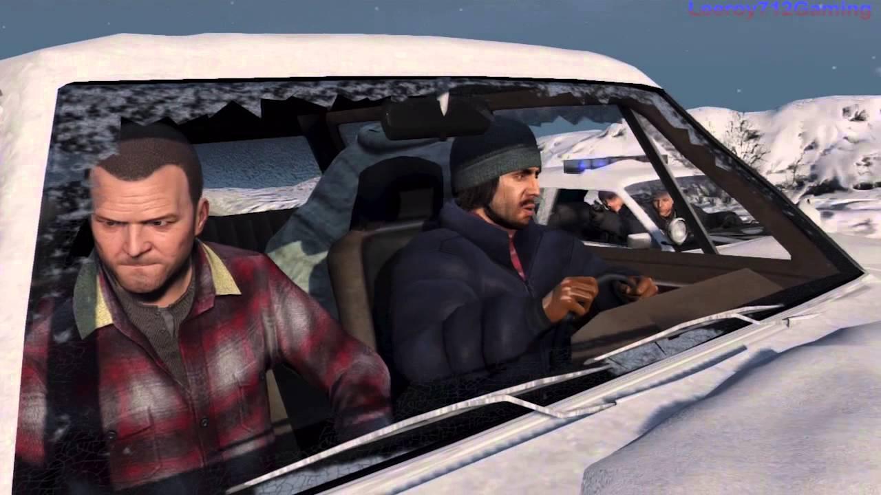Gameplay GTA V Part 1