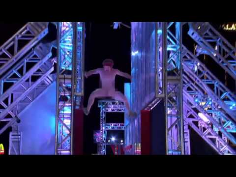 Naked Ambition on American Ninja Warrior