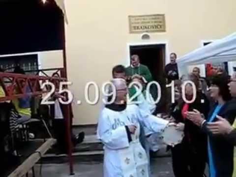 Fra Ivo Pavić Duhovna obnova molitvom do zdravlja 2010.god