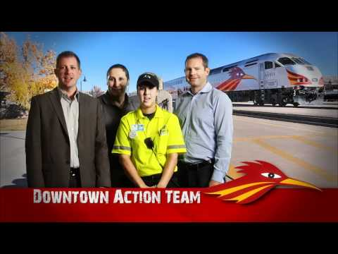 Happy Anniversary from the Downtown Action Team