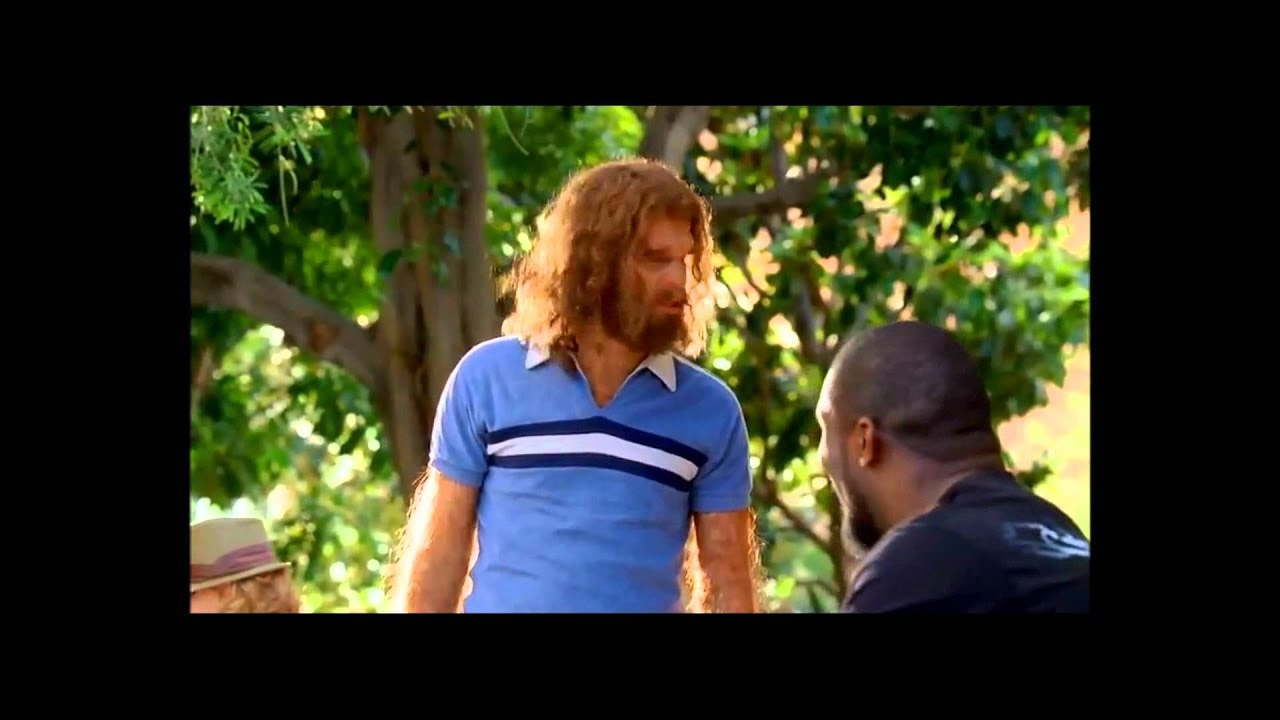 Geico Caveman Show : Geico caveman commercial with brian orakpo playing