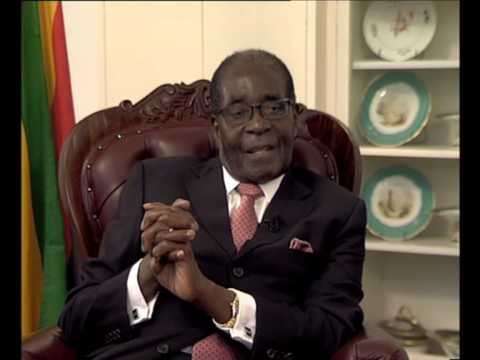 President Mugabe's interview on the eve of his 90th birthday