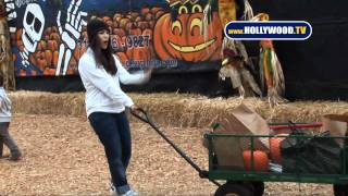 chanel-: Punky Brewster (Soleil Moon Frye) Day at the Pumpkin Patch 10 15 10 HTV