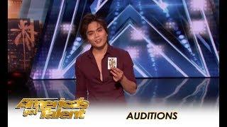 Shin Lim: The Worlds BEST Slight Of Hand Magician!   America's Got Talent 2018