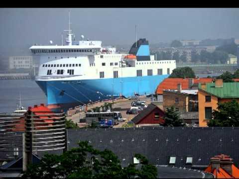 Смотреть видео Лучшие фотографии города Вентспилс 2011 года