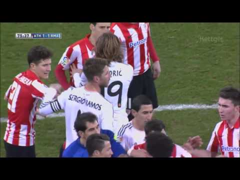 Cristiano Ronaldo sent off! Red card for Real Madrid striker