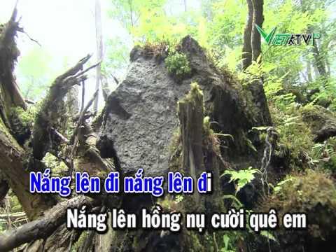 {HD - Karaoke Việt KTV} Thương Quá Việt Nam