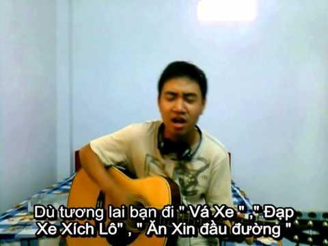 Cover Thi Lại Từ Đầu by học sinh ngoan