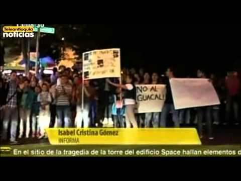 Camiones de basura causa accidentes de tránsito en San Antonio de Prado