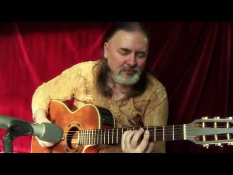 The Sound of Silence - Simon & Garfunkel - Igor Presnyakov - Version acoustique