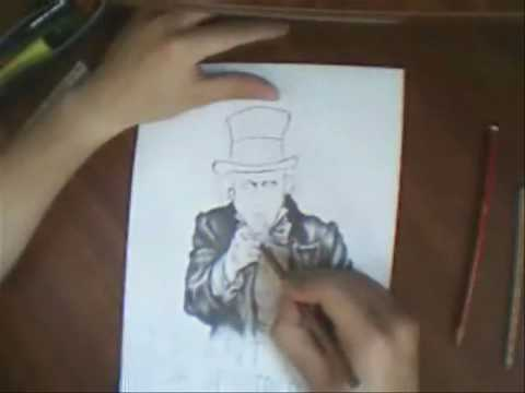 Displaying  19  Gallery Images For Uncle Sam Drawing Tutorial   Uncle Sam Drawing Tutorial