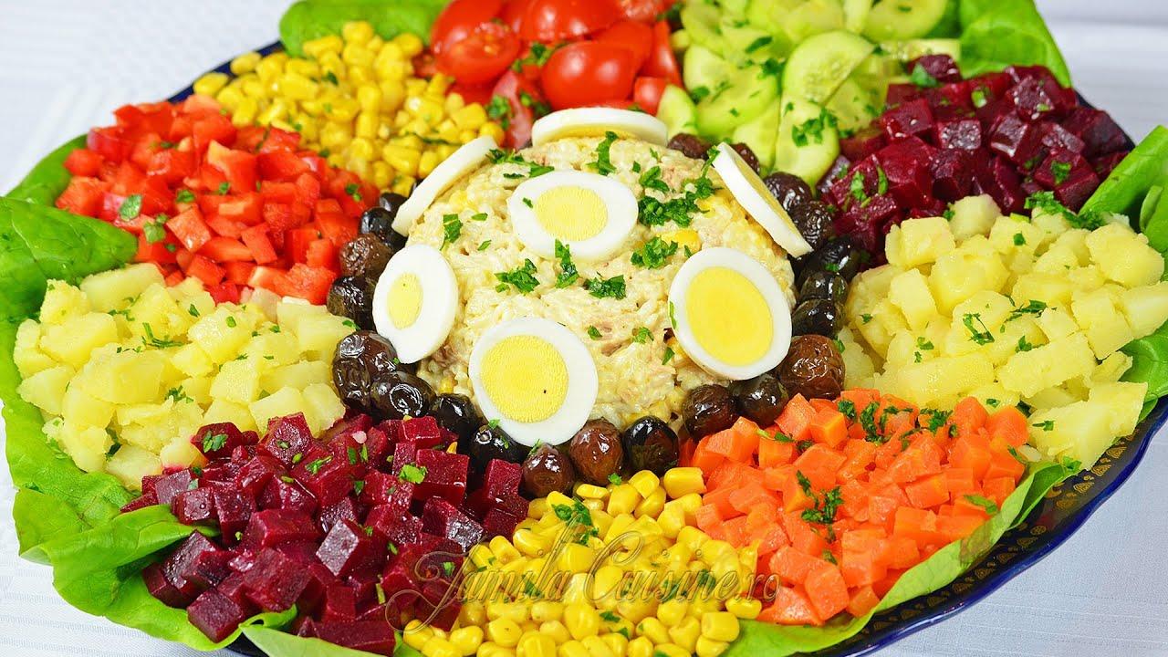 Салат козел в огороде рецепт пошагово с картофель фри