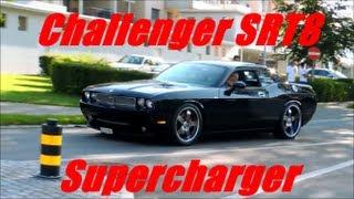 "Dodge Challenger SRT 8 ""Supercharger 600+hp"" Shelby GT500"