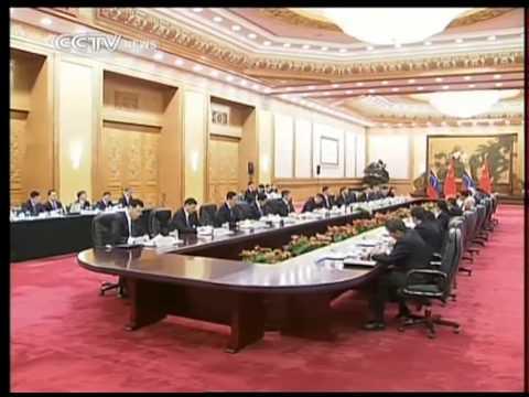 China, Venezuela Agree to Extend Economic Ties [Maduro's China Visits]