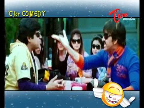 """C"" for Comedy - Back to Back Comedy Scenes - 08"