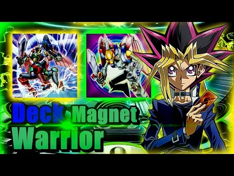Magnet Warrior Deck (April/2017) [Duel & Profile] TCG/OCG [YuGiOhPro]