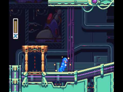 Mega Man X2 - Vizzed.com Play - User video