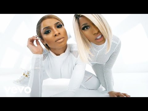 Ciara feat. Nicki Minaj - I'm Out