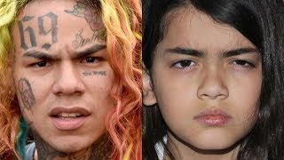 Tekashi69 is Michael Jackson's SON BLANKET YOU MUST SEE THIS