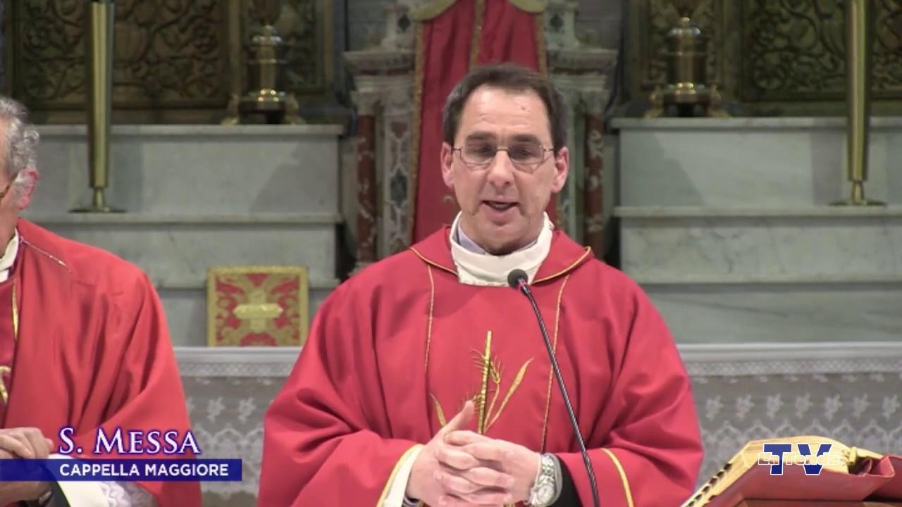 S. Messa delle Palme a Cappella Maggiore