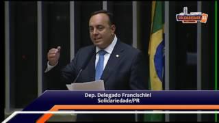 Deputado Francischini fala sobre o Autismo