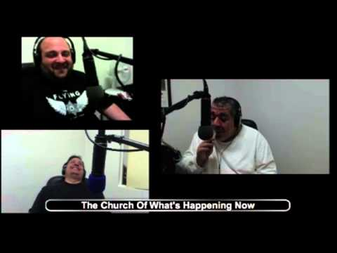 Mad Flavor's World Special Edition: Earthquake Live on Church Of What's Happening Now