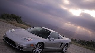 Review: 2005 Acura NSX