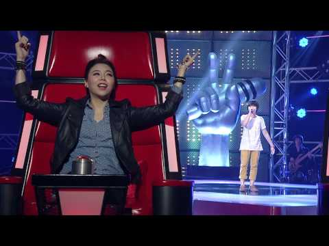 The Voice Kids Thailand - เนย จิรวดีย์ - อยู่ต่อเลยได้ไหม - 4 May 2013