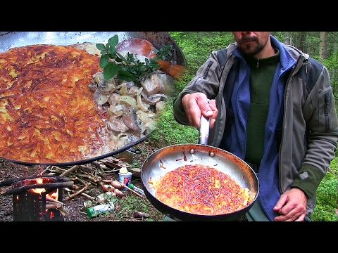 Best Hash Browned Potatoes - Cooking in the Camp Kitchen