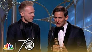 The Greatest Showman Wins Best Original Song at the 2018 Golden Globes