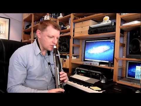 EWI Lesson 9 Using Sound Modules. Roland XV-2020