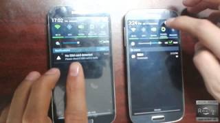 Samsung S4 Comparacion Original Vs Chino Koreano Clon
