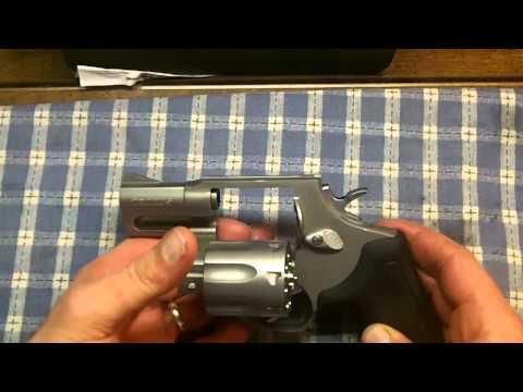 Taurus 617 revolver (7) shot .357cal