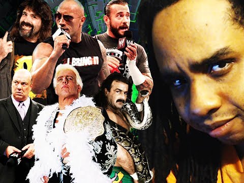 The Best Way To Cut A Promo In Wrestling! :: Top 5 Things That Make Promos Good!
