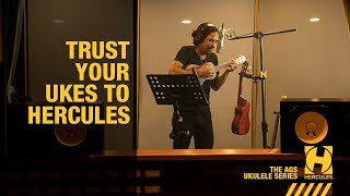 Hercules AGS Ukulele Series thumbnail