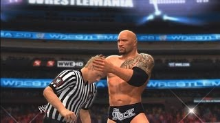 WWE 2K14: 30 Years Of WrestleMania Universe Era 10