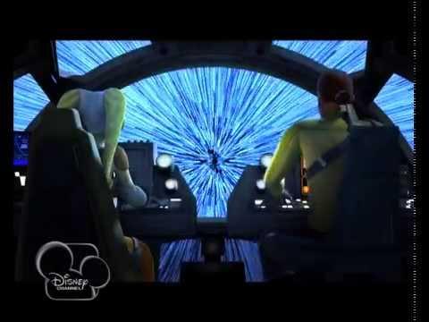 Star Wars: Povstalci - trailer