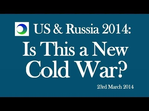 Ukraine, US and Russia: Is This a New Cold War?