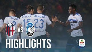 11ª Serie A TIM   Bologna-Atalanta 1-2   Highlights