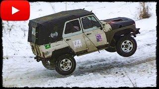Mitsubishi Pajero Sport vs УАЗ [off-road 3/3]. Полный Привод 4х4 - Офф Роуд Видео.