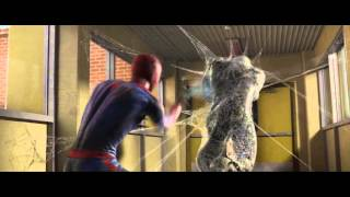 Spider-Man Vs. The Lizard (School/Third Encounter) The