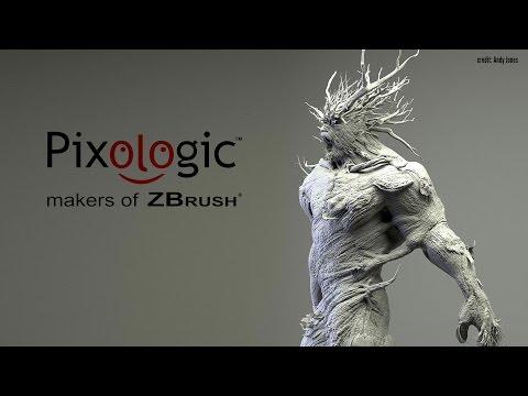 3D Modeling Software Demo reel - PIXOLOGIC by makers of ZBrush