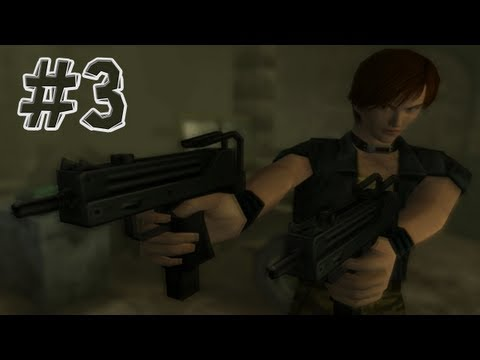 Resident Evil Code: Veronica X - Walkthrough Part 3 - Military Training Facility