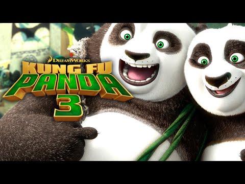 Kung Fu Panda 3 - trailer na rozpr�vku