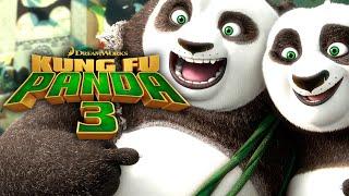 Kung Fu Panda 3 - trailer na rozprávku