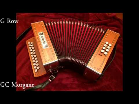 "Hohner Comparison - ""Swinging Along"" - GC Morgane vs 1930's Hohner GC Box Melodeon"