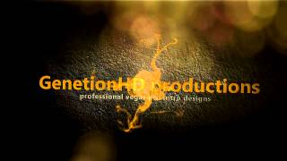 Sony Vegas Pro 11 Intro Template + Download