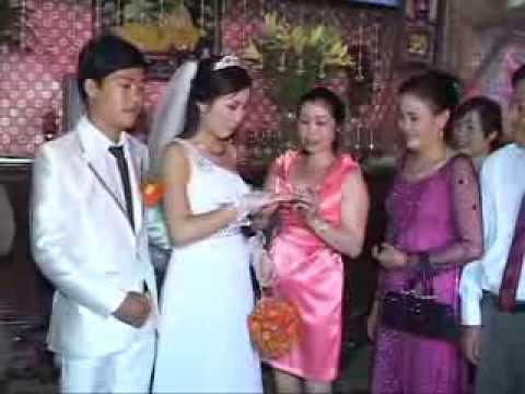 Đám cưới Văn Trãi + Kim Anh Phần 1
